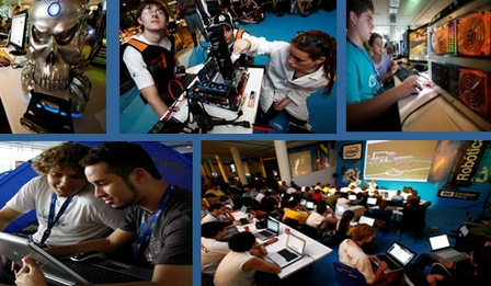 Campus Party - Fundação Vanzolini/GTE